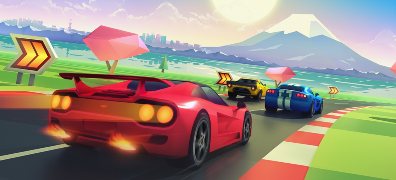 Horizon Chase Turbo (Rennspiel) von Aquiris Game Studio