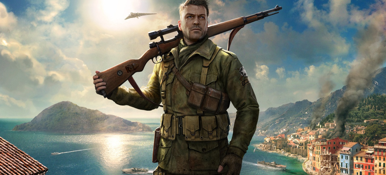 Sniper Elite 4 (Shooter) von Rebellion / Sold Out