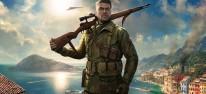 Sniper Elite 4: Switch-Umsetzung der Scharfschützen-Action datiert