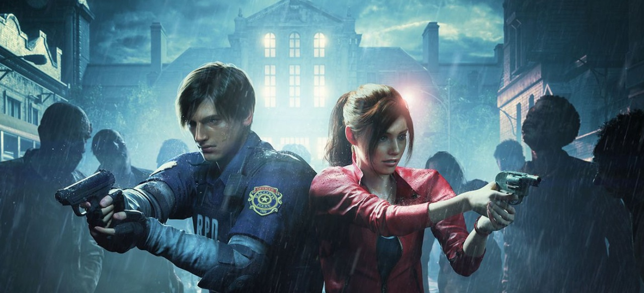 Resident Evil 2 (Action-Adventure) von Capcom