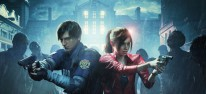 Resident Evil 2: The 4th Survivor: Spielszenen mit Hunk im Video