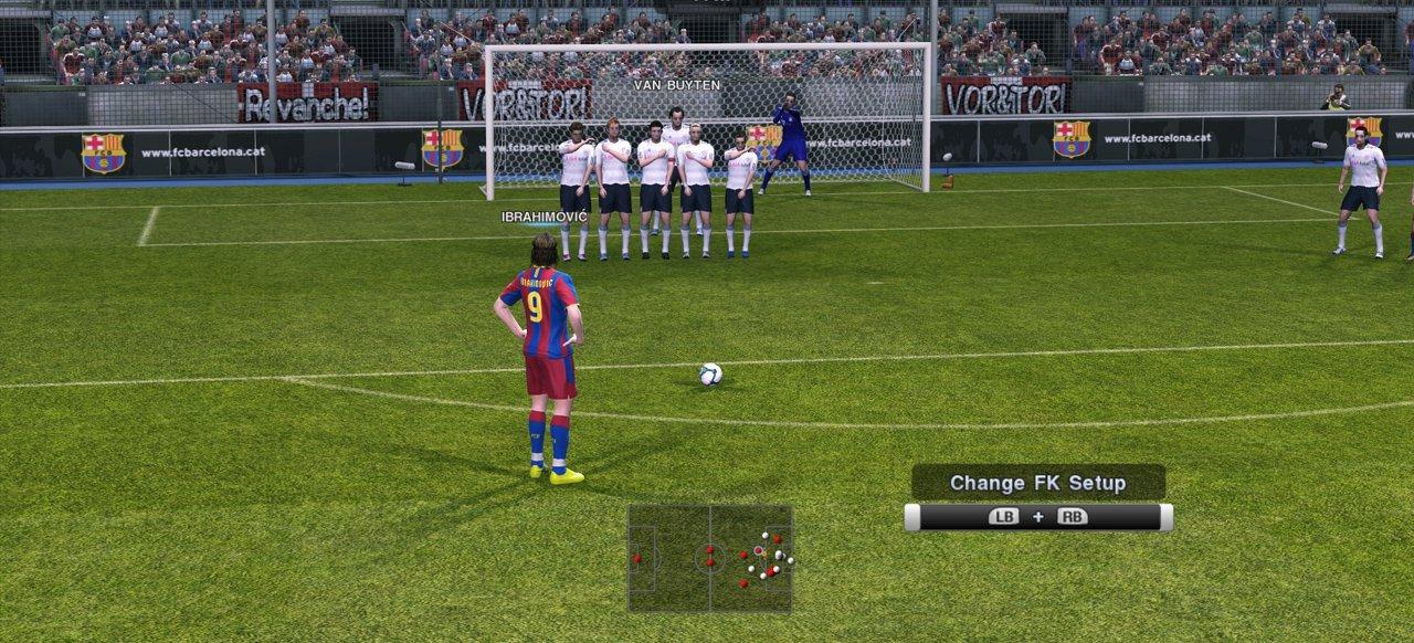 Pro Evolution Soccer 2011 (Sport) von Konami