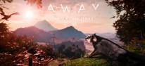 AWAY: The Survival Series: Das Survival-Abenteuer des Kurzkopfgleitbeutlers im Spielszenen-Video