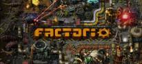 Factorio: Fabrik-Aufbau-Simulation verlässt den Early Access im September 2020