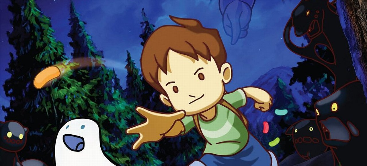 A Boy and his Blob (Action) von Majesco Entertainment