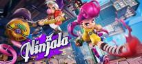 Ninjala: Kaugummi-Action feiert drei Millionen Downloads