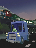 Alle Infos zu The Modern Zombie Taxi Co. (PlayStation4)