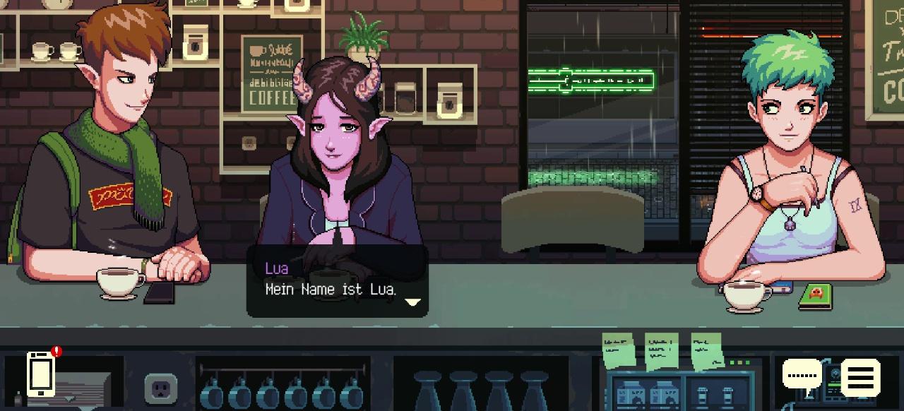 Coffee Talk (Adventure) von Toge Productions / Chorus Worldwide Games