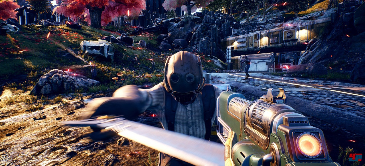 The Outer Worlds - E3-Vorschau, Rollenspiel - 4Players.de