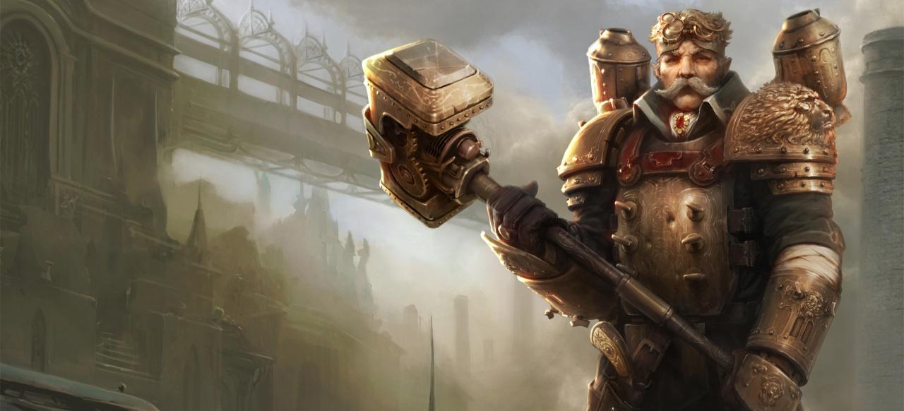 Steam Hammer (Rollenspiel) von Big Way Games