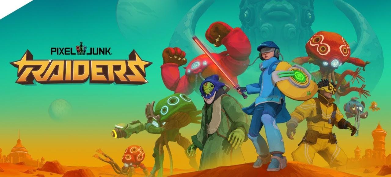 PixelJunk Raiders (Survival & Crafting) von Q-Games