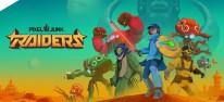 PixelJunk Raiders: Q-Games kündigt Stadia-exklusive actionlastige Rettungsmission an
