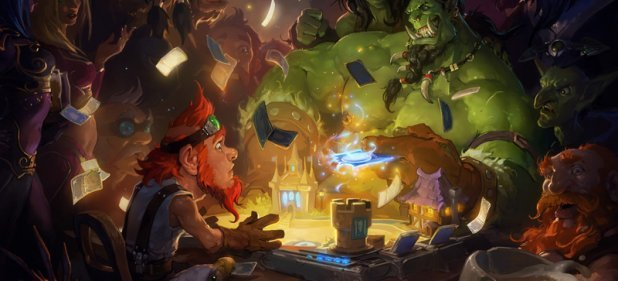 Hearthstone (Taktik & Strategie) von Blizzard Entertainment