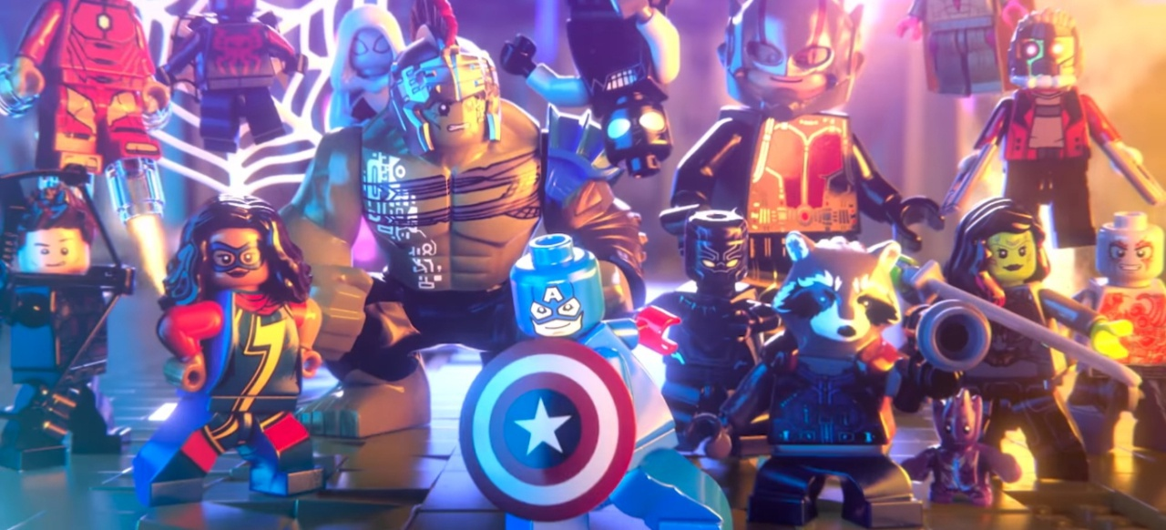 Lego Marvel Super Heroes 2 (Action-Adventure) von Warner Bros. Interactive Entertainment