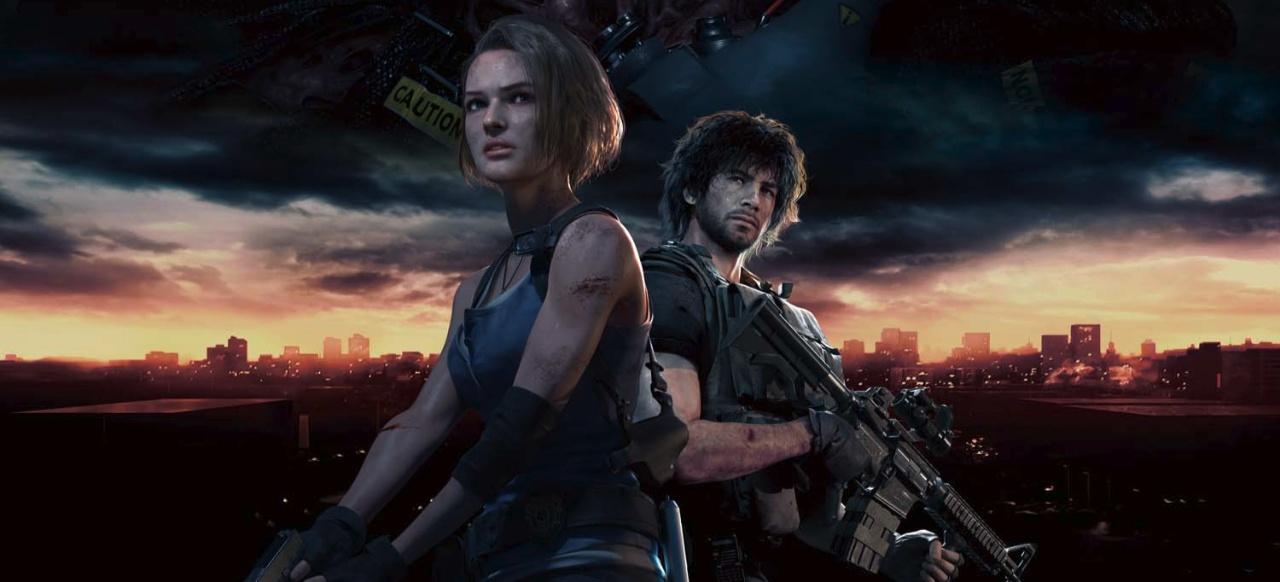Resident Evil 3 (Action-Adventure) von Virgin Interactive / Eidos / Capcom