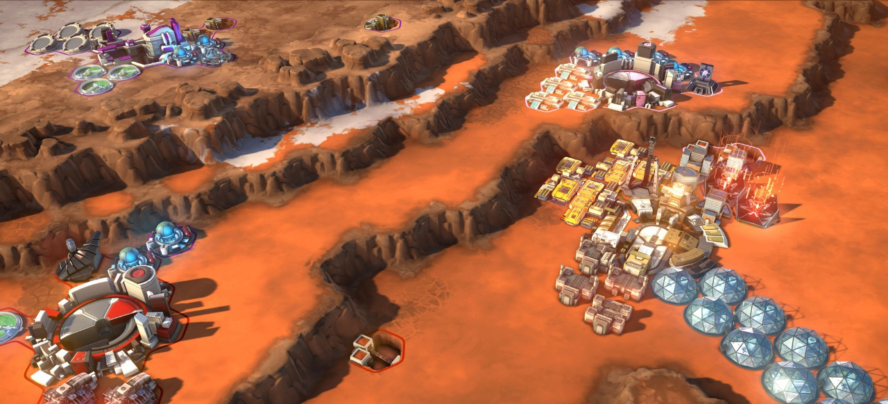 Offworld Trading Company: Market Corrections (Strategie) von Stardock Entertainment
