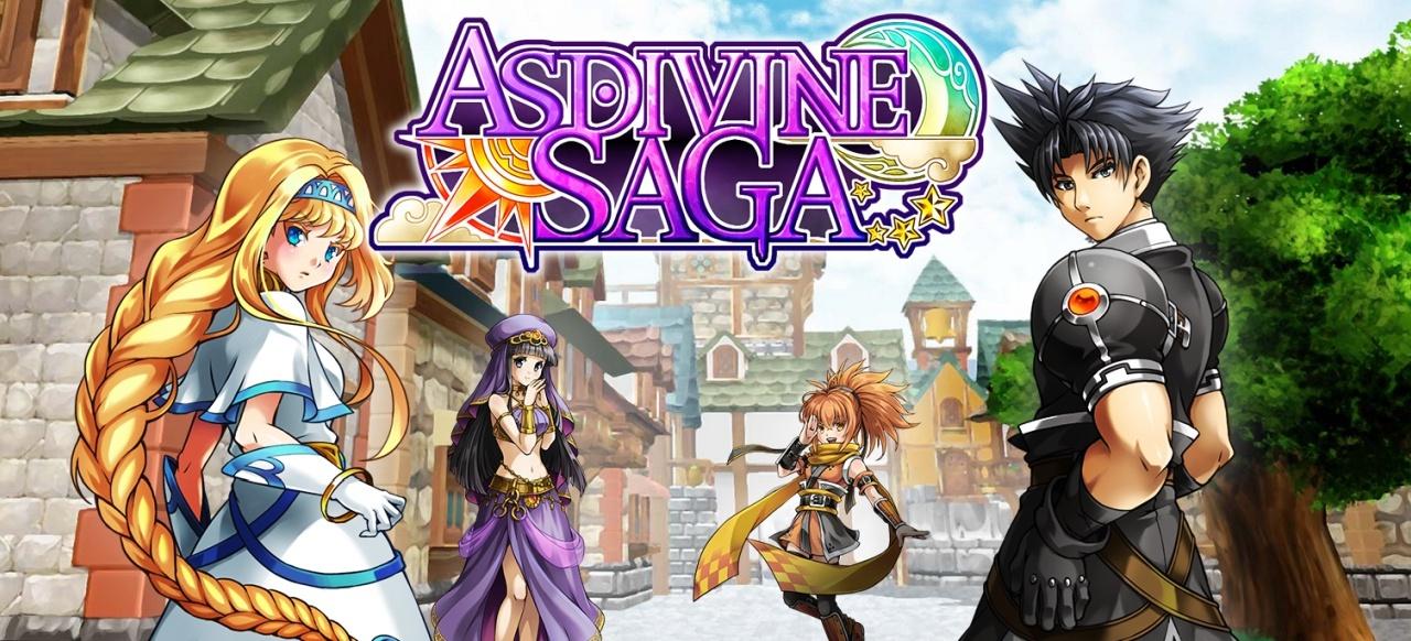 Asdivine Saga (Rollenspiel) von KEMCO