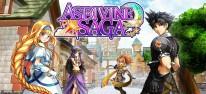 Asdivine Saga: Fantasy-Rollenspiel für PC und Konsolen erschienen