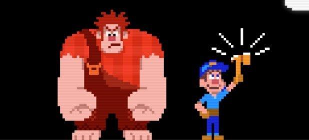 Ralph reichts (Arcade-Action) von Activision