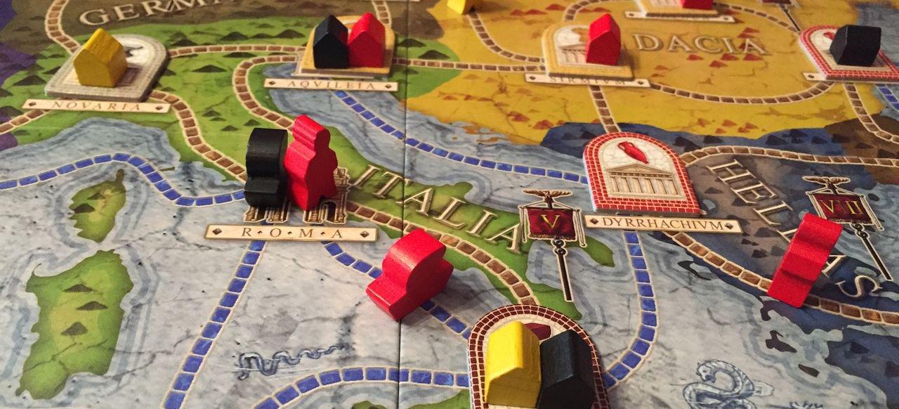 Concordia (Brettspiel) von Heidelberger Spieleverlag