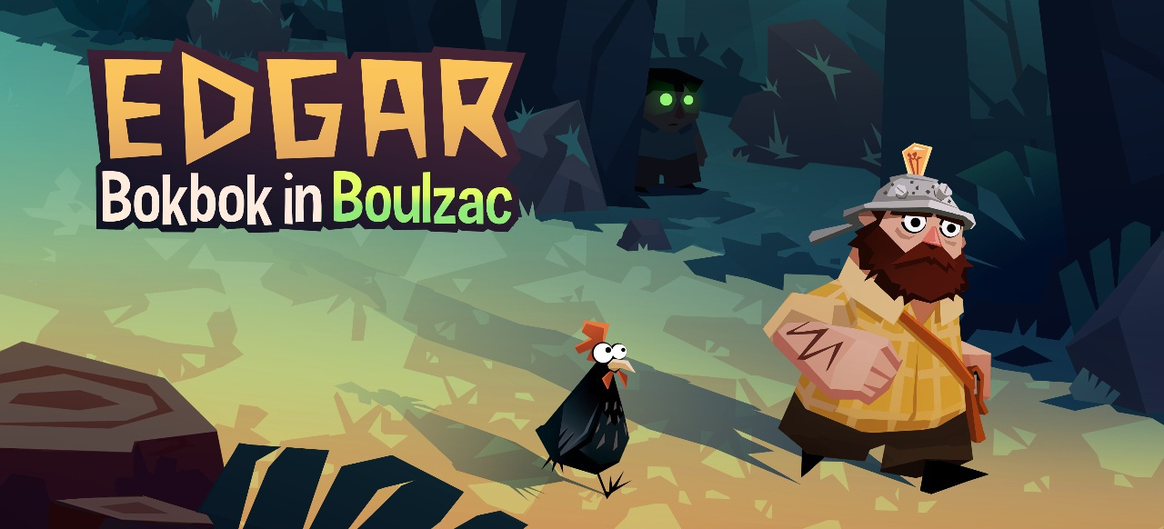 Edgar - Bokbok in Boulzac (Adventure) von La Poule Noire