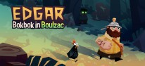 Edgar - Bokbok in Boulzac: Skurriler Einsiedler wagt sich auf PC, Xbox One und Switch