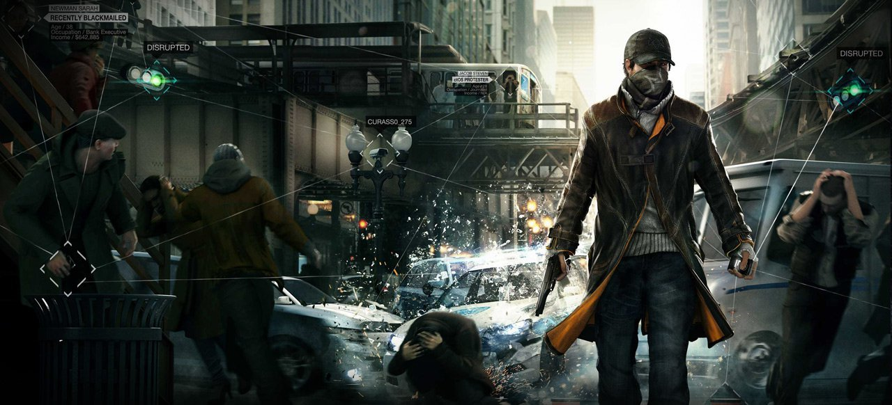 Watch Dogs (Action-Adventure) von Ubisoft