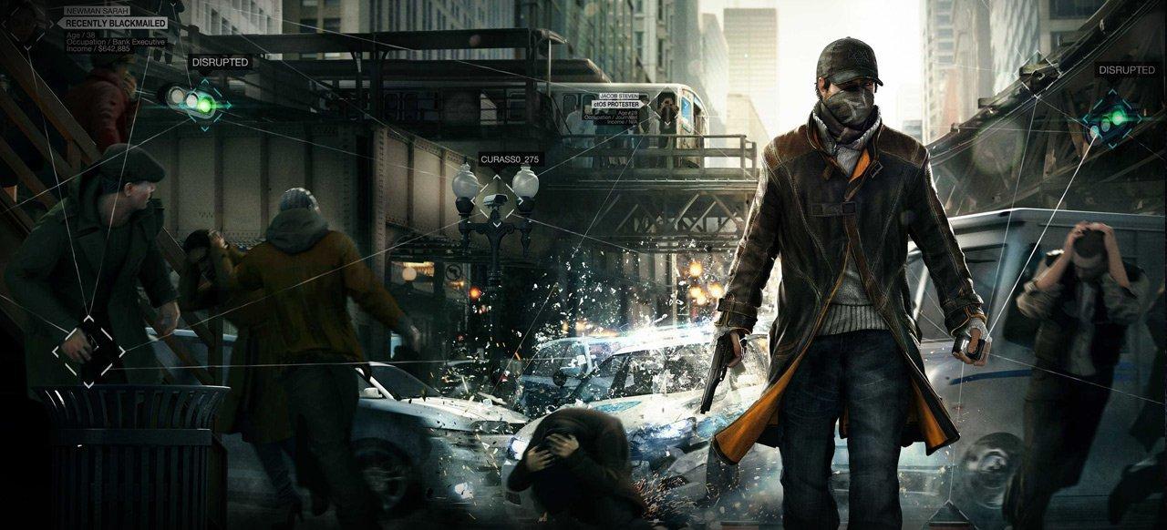 Watch Dogs (Action-Adventure) von Ubisoft