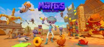 The Mofflys: Invasion Mayhem: VR-Puzzle-Shooter für Steam VR, Oculus Rift und PSVR angekündigt