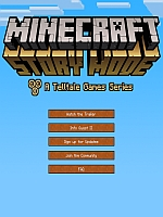 Alle Infos zu Minecraft: Story Mode - Episode 1: Der Orden des Steins (360,Android,iPad,iPhone,Mac,PC,PlayStation3,PlayStation4,Spielkultur,Wii_U,XboxOne)