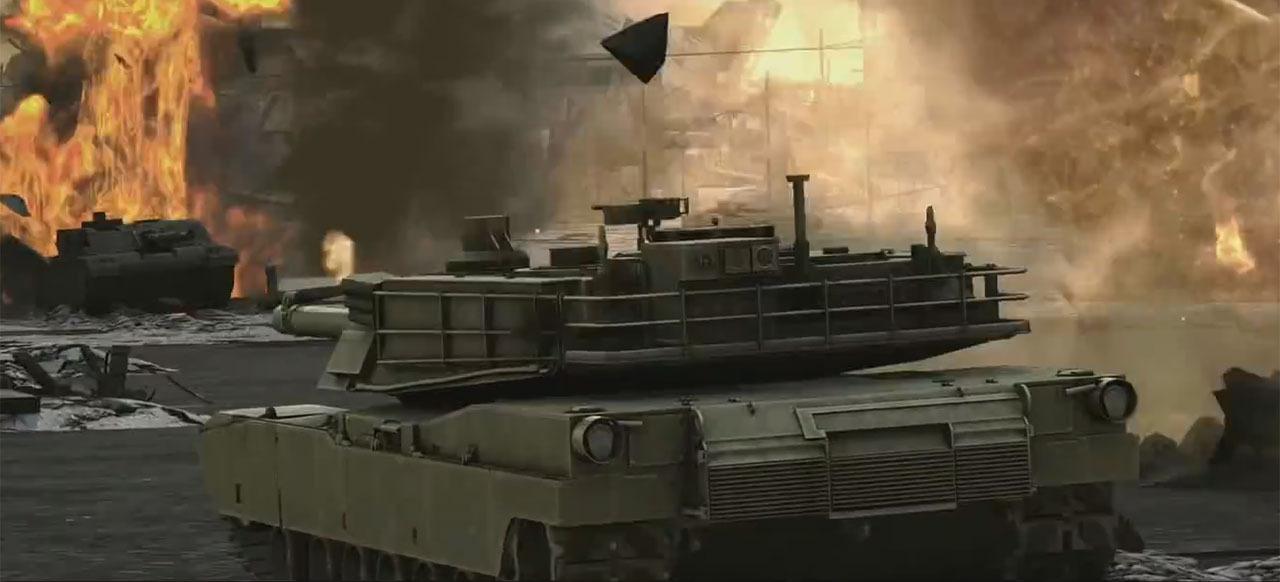 Battleline: Steel Warfare (Action) von Namco Bandai