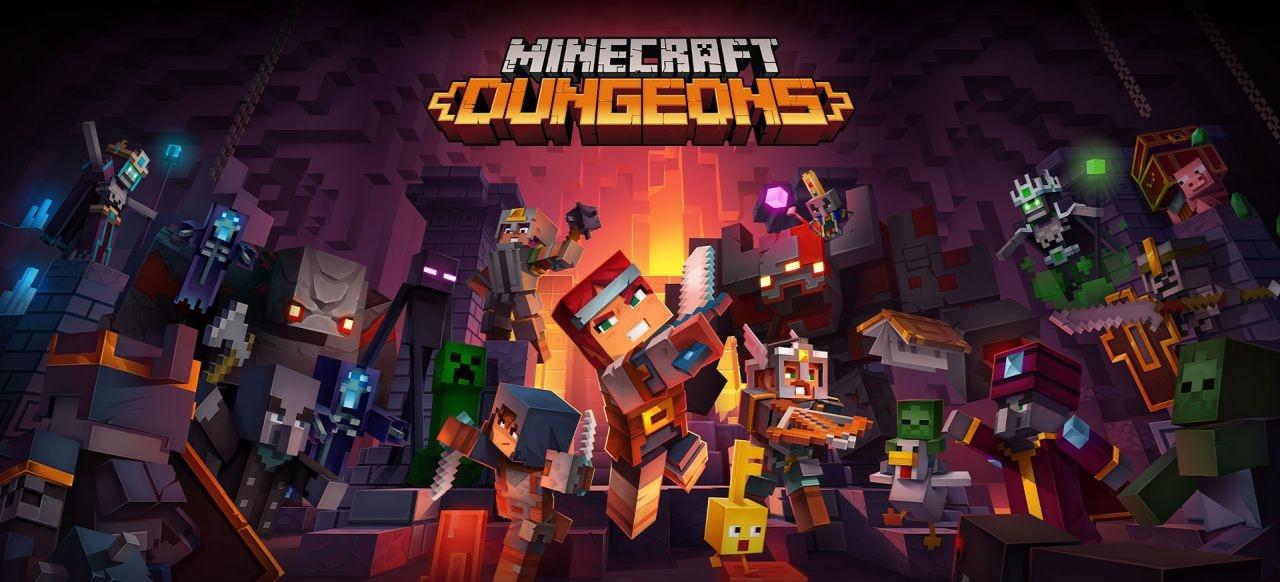 Minecraft Dungeons (Action) von Microsoft
