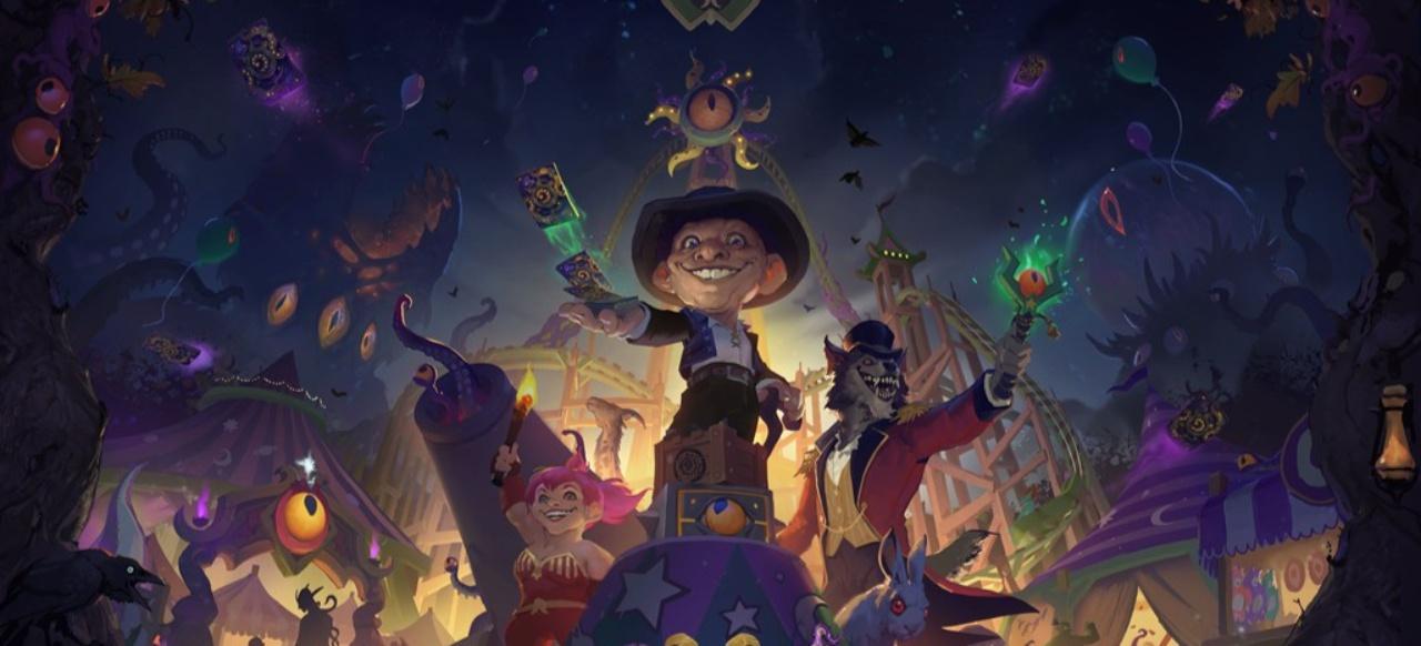 Hearthstone: Der Dunkelmond-Wahnsinn (Taktik & Strategie) von Blizzard Entertainment