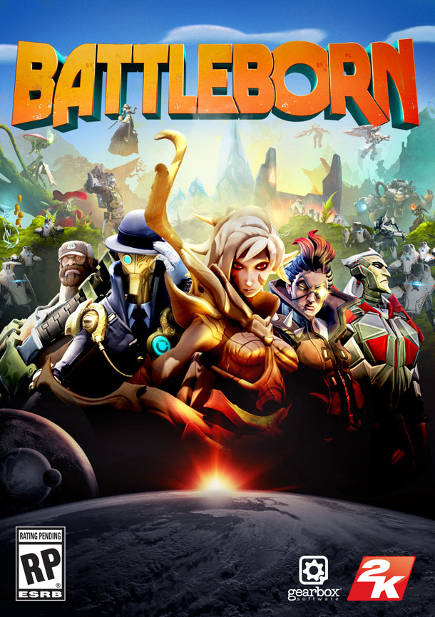Alle Infos zu Battleborn (PC,PlayStation4,XboxOne)