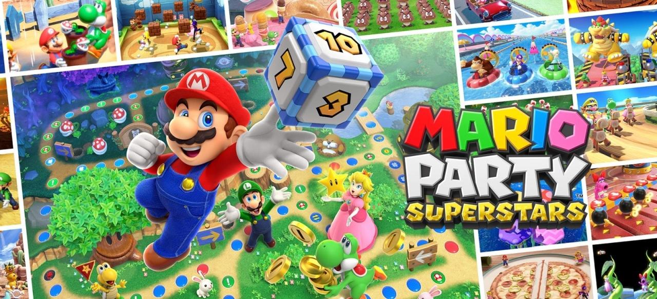 Mario Party Superstars (Musik & Party) von Nintendo
