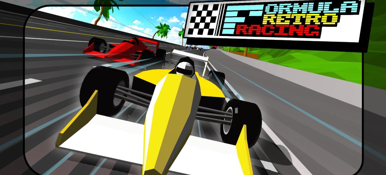 Formula Retro Racing (Rennspiel) von Repixel8