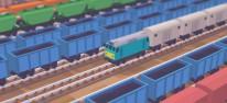 Voxel Tycoon: Ein Transport-Tycoon in einer Voxelwelt im Early Access