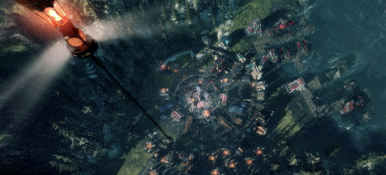 Frostpunk: Der Letzte Herbst (Taktik & Strategie) von 11 bit studios