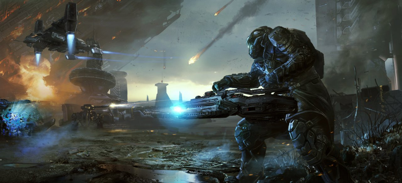 Dust 514 (Shooter) von CCP