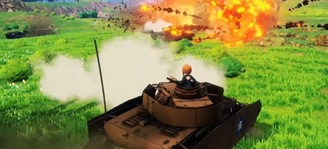 Girls und Panzer: Dream Tank Match () von Bandai Namco