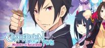 Conception Plus: Maidens of the Twelve Stars: Anime-Rollenspiel erscheint Anfang November für PC und PS4