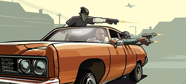Grand Theft Auto: San Andreas (Action-Adventure) von Take 2