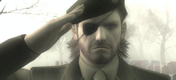Metal Gear Solid: HD Collection (Action) von Konami