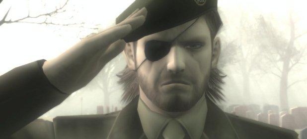 Metal Gear Solid: HD Collection (Action-Adventure) von Konami