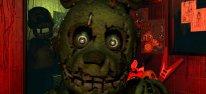 Five Nights at Freddy's 4: Remaster der kompletten Original-Teile für Konsolen und mobile Geräte