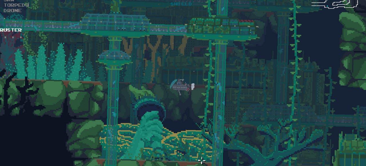 The Aquatic Adventure of the Last Human (Arcade-Action) von Digerati Distribution