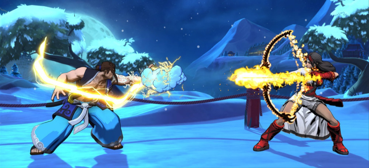Fantasy Strike (Prügeln & Kämpfen) von Sirlin Games