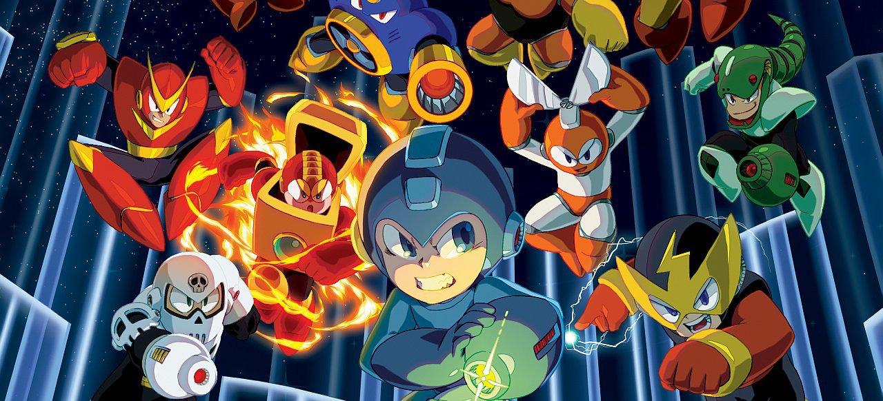 MegaMan Legacy Collection (Plattformer) von Capcom