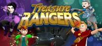 Treasure Rangers: Frisch gebackene Superhelden mit autistischem Charakter stürmen die PS4