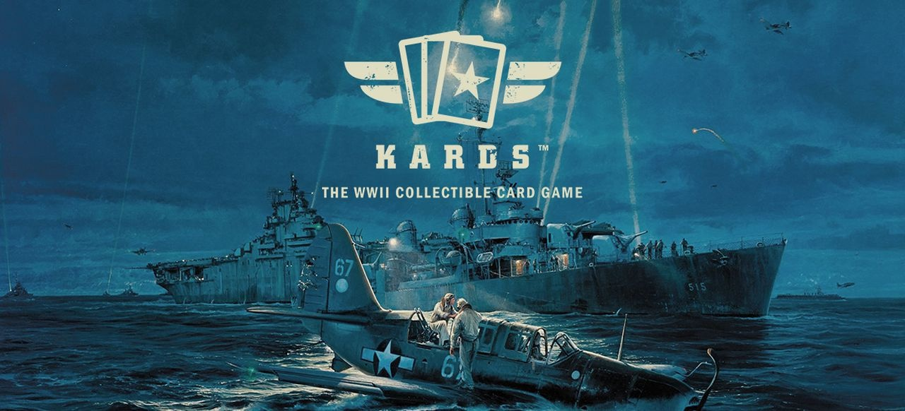 KARDS (Taktik & Strategie) von 1939 Games